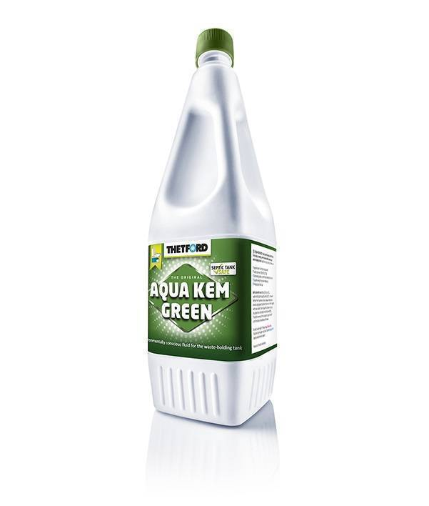 67fd4de2f7 Жидкость Thetford Aqua Kem Green 1.5л (30246АС акг) купить от 990 ...