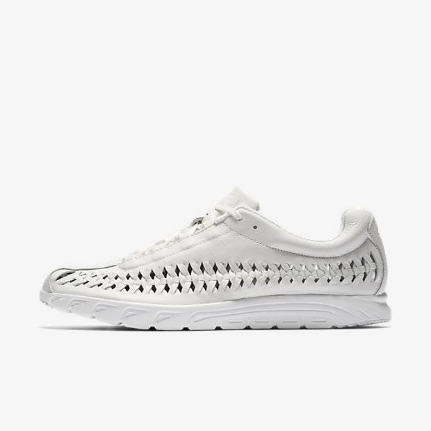 082e59f10 Мужские кроссовки Nike Mayfly Woven (Белый) (833132-100) купить за ...